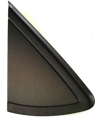 Vw Polo V 6R Right Wing Mirror Fender Door Trim Cover Black Genuine