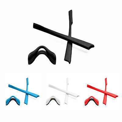 Rubber Kit Replacement Arm Ear Sock & Nose Piece for-Oakley M2 Frame/M2 Frame XL