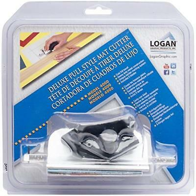 Logan Graphic Products Lo4000  Deluxe Pull Style Bevel Mat Cutter #4000