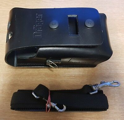 DRAGER - Accessory - Leather Carrying Case for Miniwarn Gas Detector - 6408134