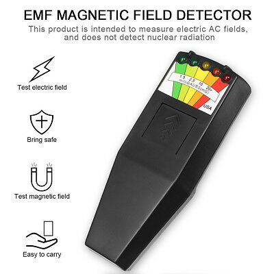 EMF Meter Magnetic Field Detector Ghost Hunting Paranormal Equipment 20,000Hz