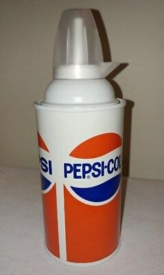 1985 Vintage Pepsi-Cola 1st Space Flight Aerosol Drinking Can - Excellent shape!