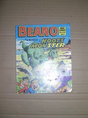 Beano Comic Library issue 122
