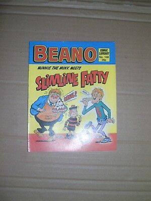 Beano Comic Library issue 148