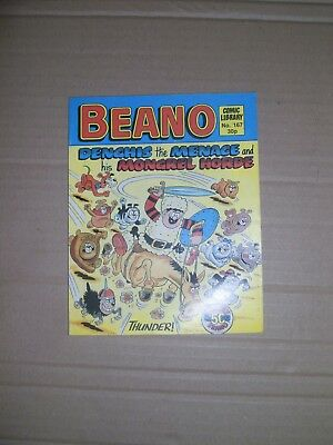 Beano Comic Library issue 167