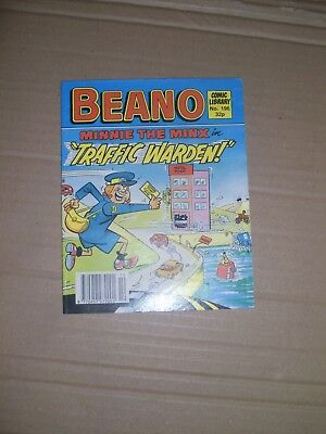 Beano Comic Library issue 196