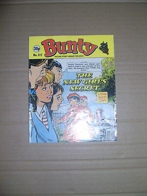 Bunty Picture Story Library issue 312