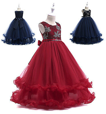 Vestito Cerimonia Feste Elegante Compleanno Bambina - Party Girl Dress CDR081