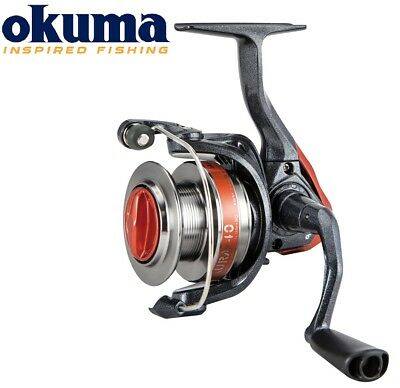NEW 2018 Okuma Aura Front Drag Spinning Reel