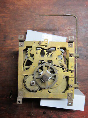 Antique Cuckoo Clock Part---1 Day Movement