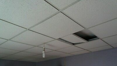 Suspended Ceiling Tiles & Grid