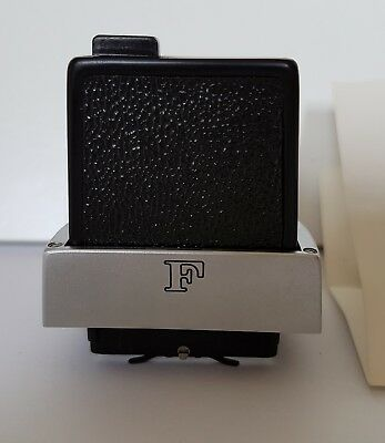 Nikon F Or Photomic -T Waist Level View Finder Excellent Condition.