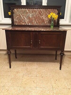 Marble Top Washstand