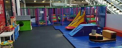 Softplay Business - Frames, Furniture, Kitchen Equipment, Coffee Machine, etc.