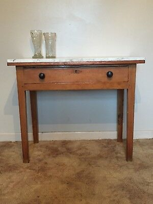 Side Table Washstand