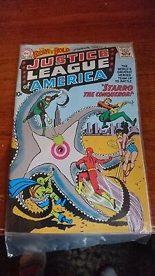 Jusice League of America Comic (March No 28)