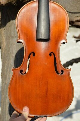 Old French 1900's violin by Lucien, André Ragot