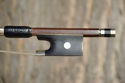 Old French violin bow, Ouchard school/workshop