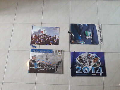 Polizia Penitenziaria - Calendari - Police - Justice Department - Calendars