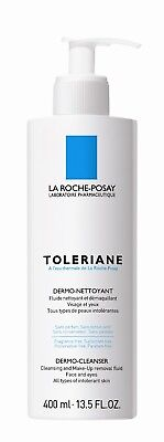 La Roche-Posay Toleriane Dermo-Cleanser 400ml - Make Up Remover - Face & Eyes
