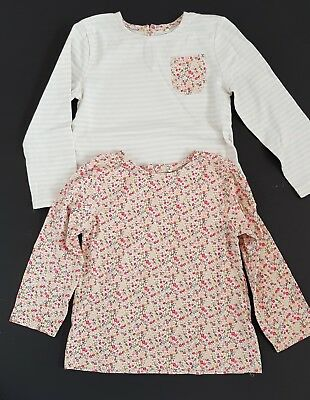 ☆☆Next Baby Girls Ditsy Floral Tops Size 12-18 Months. In excellent condition ☆☆