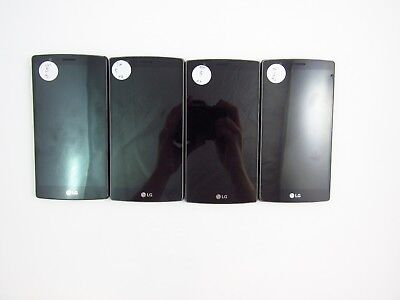Lot of 4 Parts & Repair LG G4 H811 T-Mobile Check IMEI 5PR