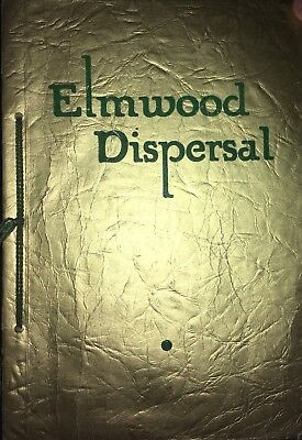 RARE 1938 Elmwood Holstein Cattle Complete Dispersal Sale Catalog
