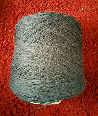 400g cone of Denys Brunton 4ply yarn. please see description and photos