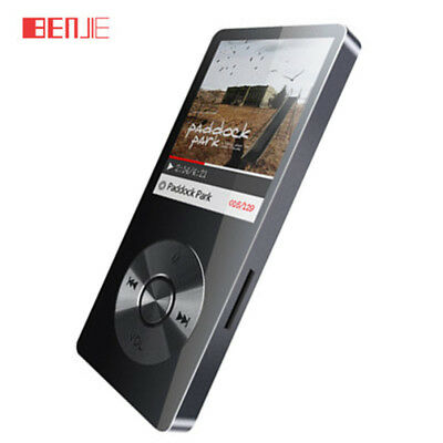 Benjie K9 quality Lossless sound sport mp3 Player 8GB Voice Recording FM Ebook