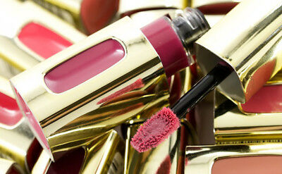 L'Oreal Colour COLOR RICHE L'EXTRAORDINAIRE Lip Gloss Glossy Pink Red Nude Brown