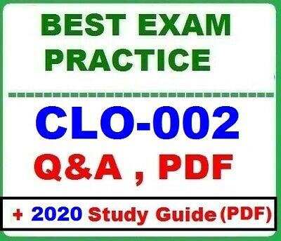 CLO-002	CompTIA Cloud Essentials+ - BEST Exam Practice Q&A+ PDF STUDY GUIDE