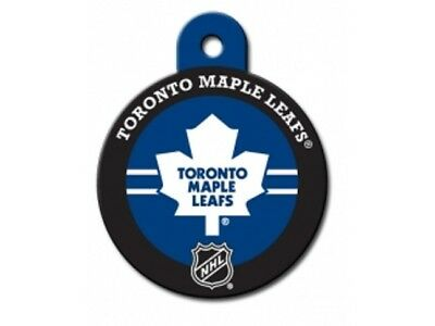 Toronto Maple Leafs Dog ID Tags for Cat ID and other pets - NHL circle