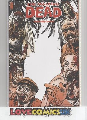The Walking Dead #75 Ultimate Comics Exclusive Image Comics