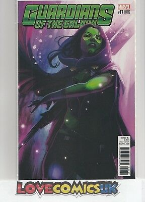 Guardians Of The Galaxy #17 Stephanie Hans 1 For 50 Variant Marvel Comics