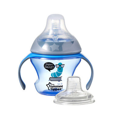 Tommee Tippee Transition Sippee Trainer Cup 4-7m Blue