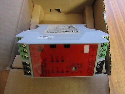 Omron G9SX-SM Safety Relay, 24 V dc - Standstill Monitoring - A9 3007579336