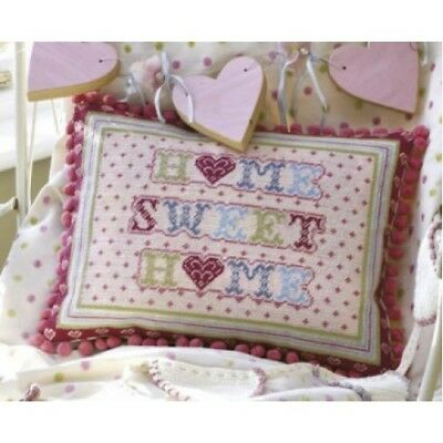 Historical sampler Company - Home Sweet Home Tapestry