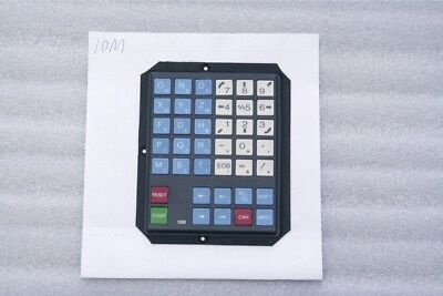 Keysheet Keypad FANUC 10M, A98L-0001-0482#M Replacement