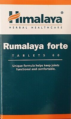 2 X 30  Rumalaya Forte for  Joint Pain