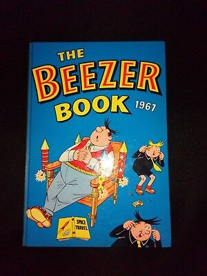 The Beezer Book 1967 Vintage Comic Annual Near Mint