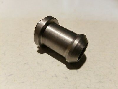 "3/8"" Hose Barb Weld On Steel Bung Fitting Made In The Usa"