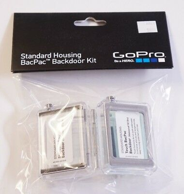 GoPro Standard Housing BacPac Backdoor Kit Hero 4, 3+,3