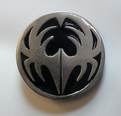 KISS BAND OFFICIAL LICENSED BELT BUCKLE Rock Metal Band Gene Simmons