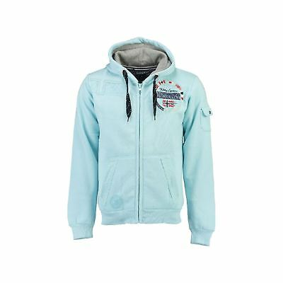 fa3df37b17c7a GEOGRAPHICAL NORWAY - Sweat à capuche - bleu ciel - EUR 38,90 ...