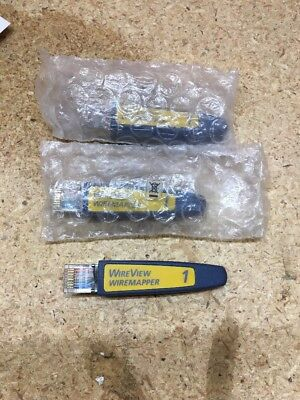 Fluke Networks WireView 1 WireMapper #1
