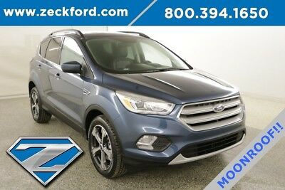Ford Escape SEL 1.5L I4 16V Turbo Automatic 4WD Moonroof