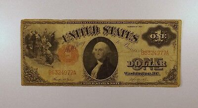 1917 - $1.00 - United States Note