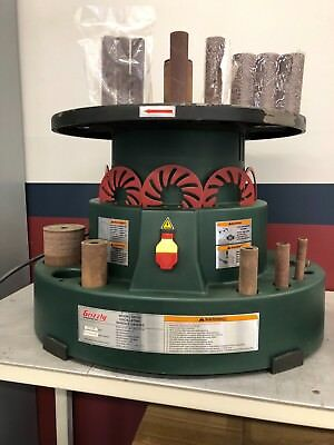 Grizzly G0723 Oscillating Spindle Sander