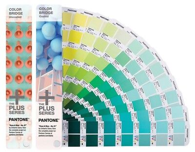 PANTONE 2017 GP6102N Color Bridge Coated & Uncoated Guides BRAND NEW + sealed!