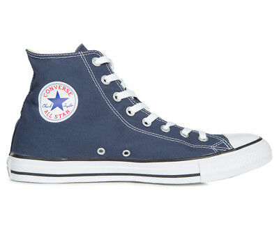 Converse Chuck Taylor Unisex All Star High Top Shoe - Navy  M 7/ W 9 (TT913)